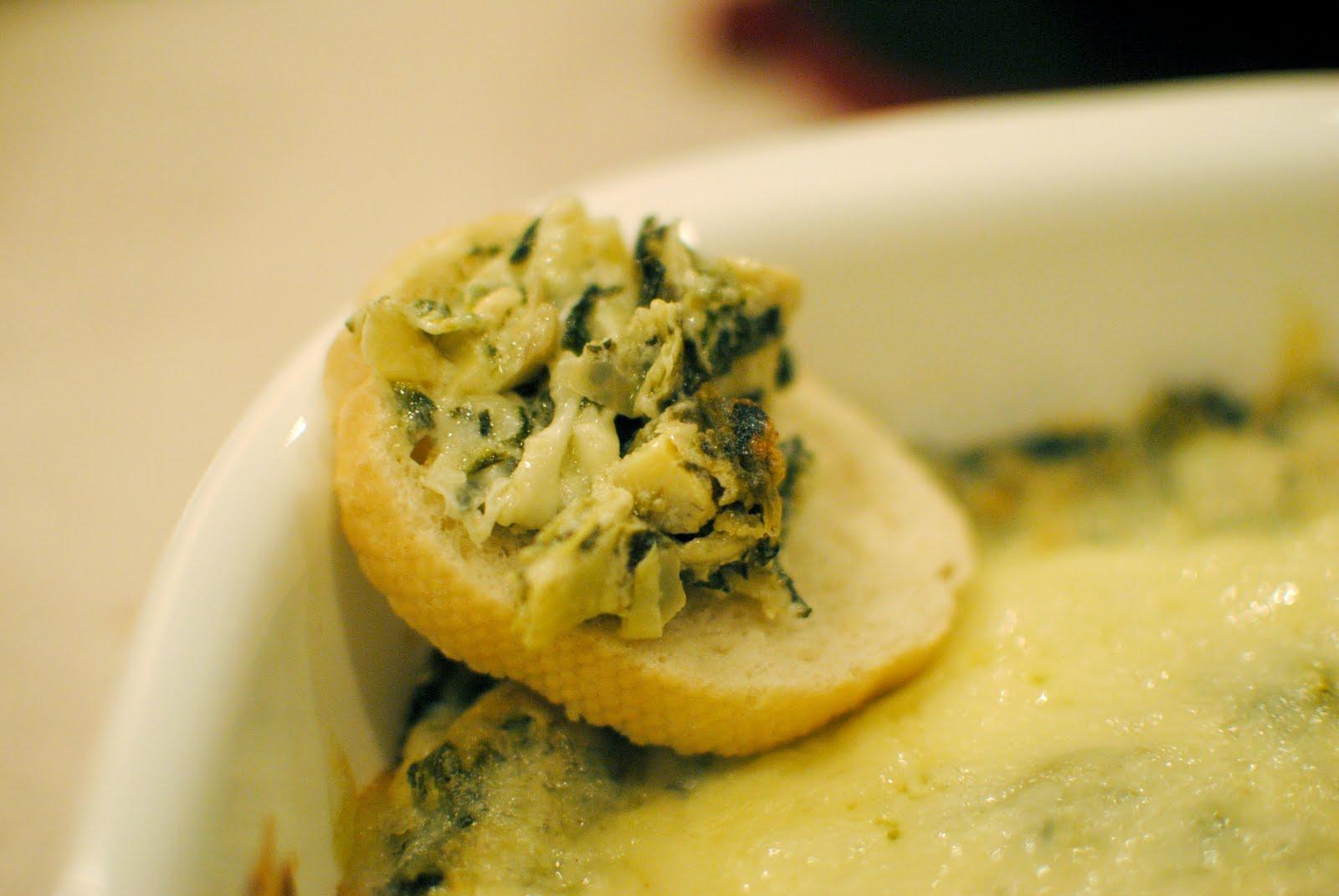 Hot Spinach Artichoke Dip Cream Cheese