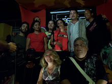 Talentos revelados ao vivo no Recife Antigo