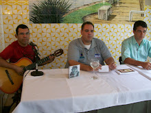 Programa Papo de Boteco, TV Nova 22, com Gilberto Sobral/Giba