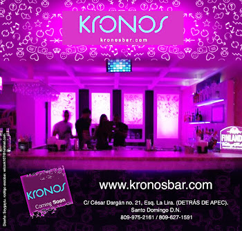 KRONOS BAR