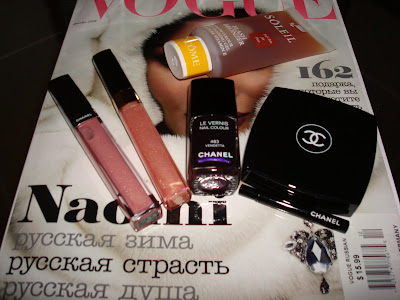 Mischo Beauty Extra: Chanel's Spring 2009 Makeup Collection & Lancome's