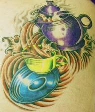 Tizzy Teapot by Joe Allhoff, Trader Bob's