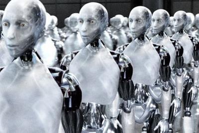 Los chinos ya están reemplazando humanos por robots