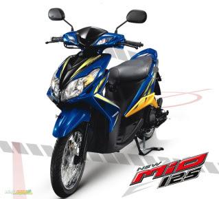 Yamaha Mio MX 125 Specs