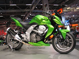 Kawasaki Z750 sport Modifcation picture