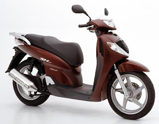 New Honda SH150i innovation 2009