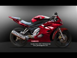 Gambar Modifikasi Yamaha v-ixion 2009