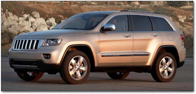 2011 jeep grand cherokee quadra drive