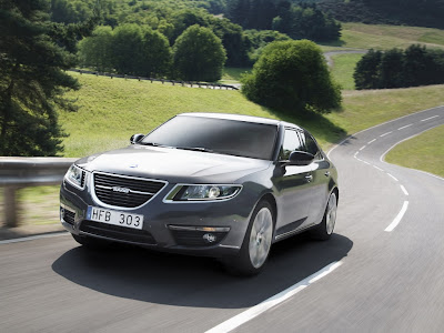 2010 Saab 9 5 wagon Wallpaper