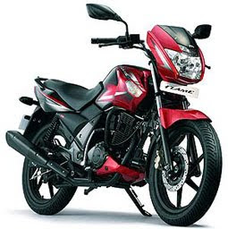 TVS Flame SR 125 CC 2010 Pictures