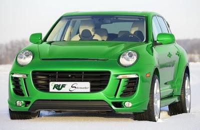 2010 eRUF Stormster sedan pictures