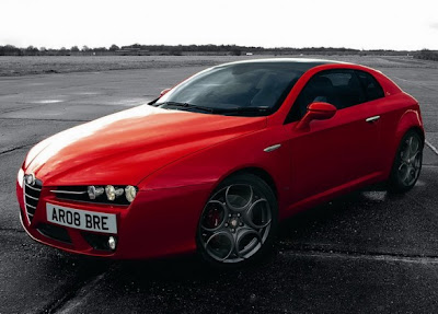 2010 Alfa Romeo Brera Italia Independent wallpapers