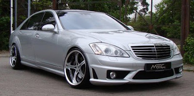2010 MEC S65 AMG package pre-facelift S-Class
