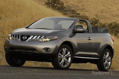 2011 Nissan Murano Convertible