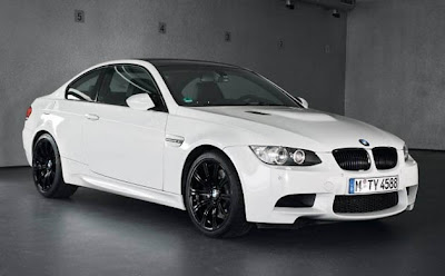 BMW M3 Pure Edition Pics and Reviews
