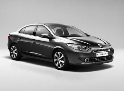 2011 Renault Fluence Diesel Sedan