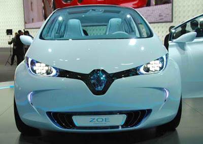 2011 Renault Zoe Hybrids cars