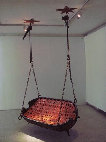 Pensieri dalla soffitta una collezione di mobili dal for Riciclo arredo