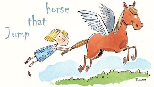Jump that horse