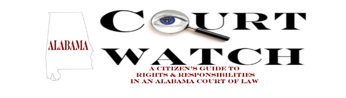Alabama Court Watch