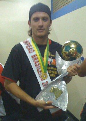 Campeão da Serie C 2008