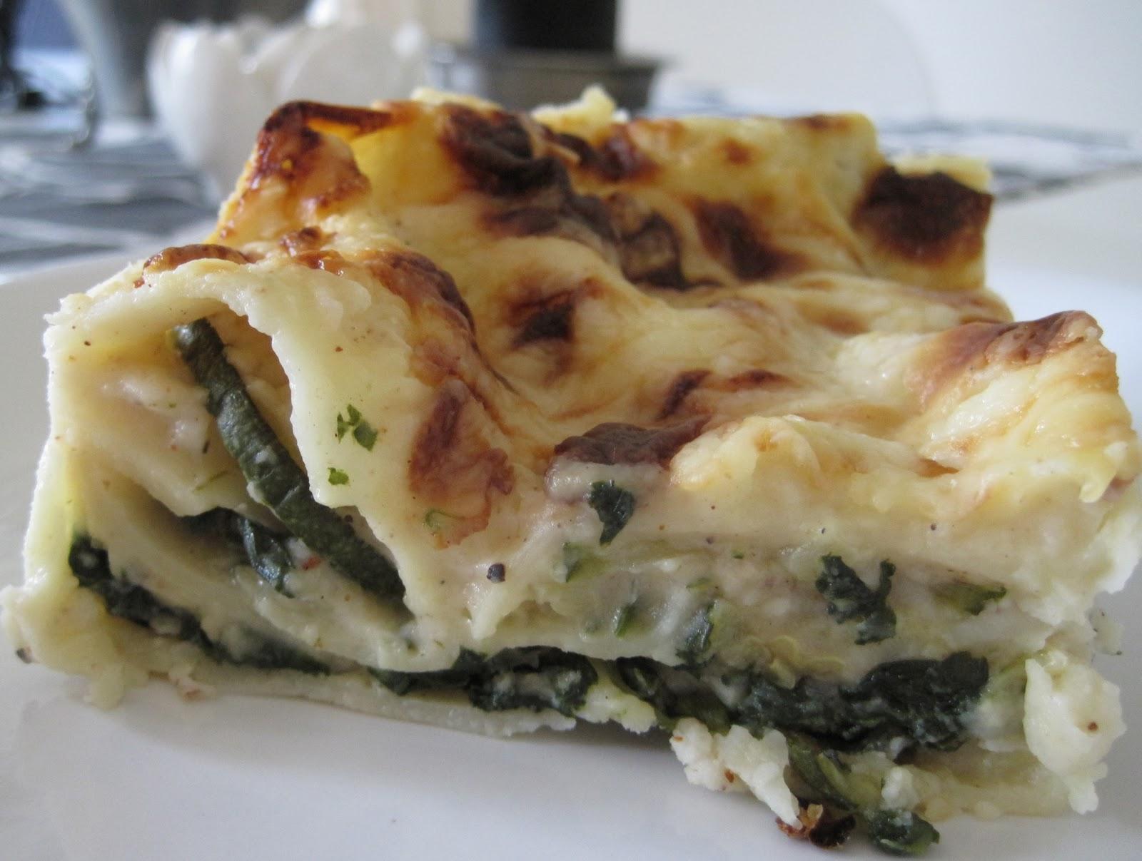 anna bergenström vegetarisk lasagne