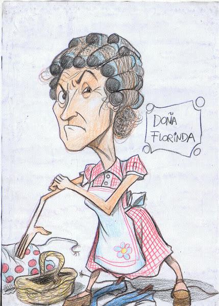 DOÑA FLORINDA