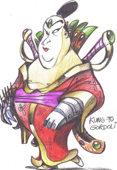 KUNG FU GORDOLI