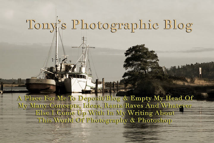 Tony's Photographic Blogger