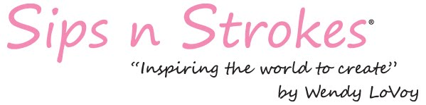 Official Sips n Strokes Blog