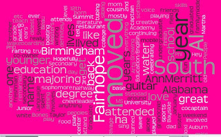 My Pink Wordle