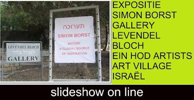 expositie israel