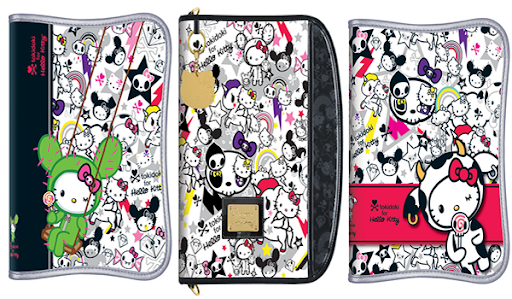 Grafons - Tokidoki for Hello Kitty