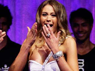The Winner of Miss Universe Aussie or Australia Is Jesinta Campbell at Miss Universe Aussie Contest 2010 And Will Represent To Miss Pageant Universe in Las Vegas USA Not Miss Bikini USA