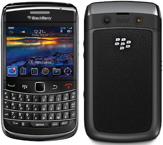 New BlackBerry BB Bold 9700 Onyx