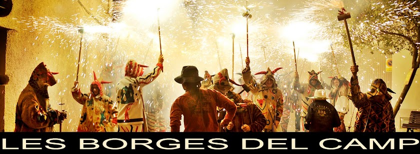 LES BORGES DEL CAMP
