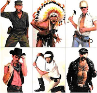 Village People Perform at the Bradley Center
