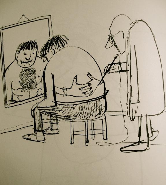 Image result for andre francois illustration