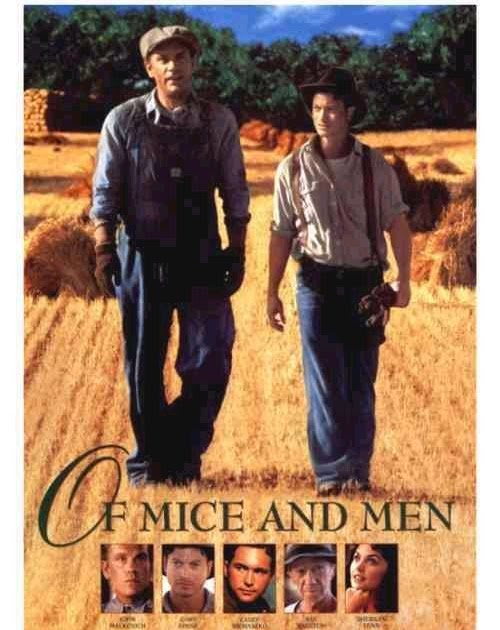 mice and men dreams The american dream is but a fantasy in of mice and men, steinbeck shows the desire of george and lennie for a piece of land of their own as a representation of the american dream and how unattainable it can be for the common manthe american dream also is what keeps people going even when all their chips are down, the hope of winning.