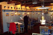 Utställning Restaurang Kroken. Dec 08- Jan-09