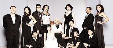 Tayong Dalawa Casts Picture