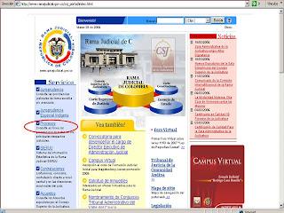 Rama Judicia Busqueda De Procesos | Autos Weblog