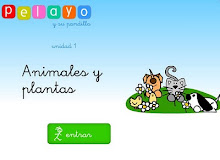 MUCHAS ACTIVIDADES SOBRE ANIMALES Y PLANTAS