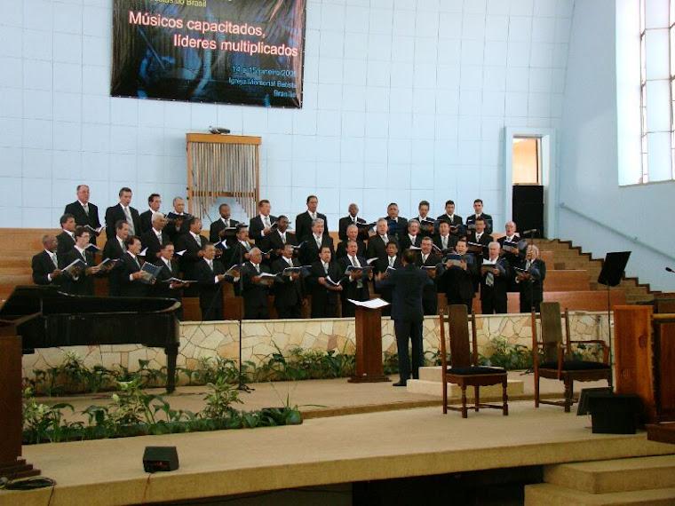 HCV- No 25º Congresso dos Músicos Batistas do Brasil.