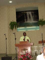Pastor Walter Aguiar
