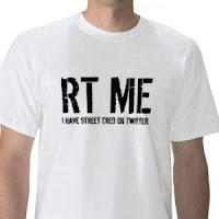 Twitter. Функция Retweet и ее использование