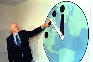 El Reloj del Juicio Final se retrasa