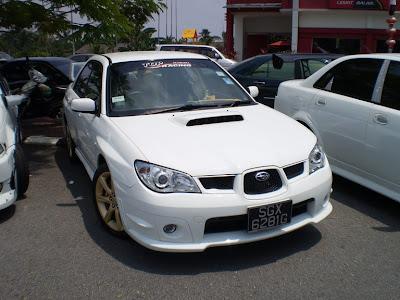 Subaru Impreza Verion 9