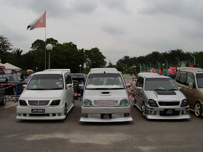Modified Kenari and Kancil