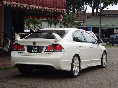 Civic Type R FD2